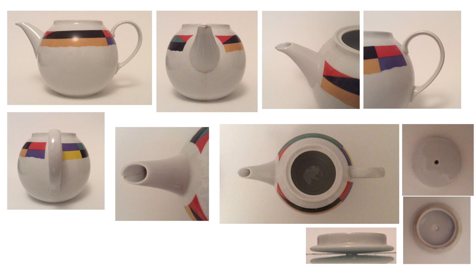 Teapot Reference