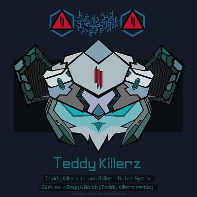 Alex x x teddy killerz outer space x ragga bomb remix artstation