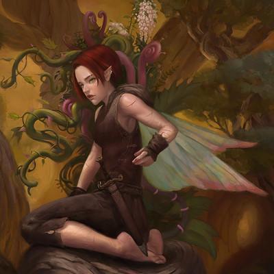 Mario vazquez bloodthorn fairy
