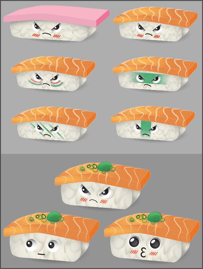 Tiia van lokven sushi portfolio slider 5