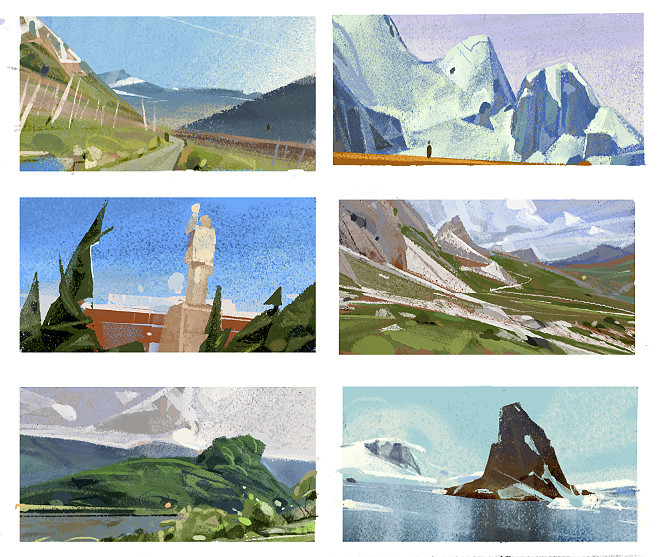 daily 10 min thumbnails learning to see 4