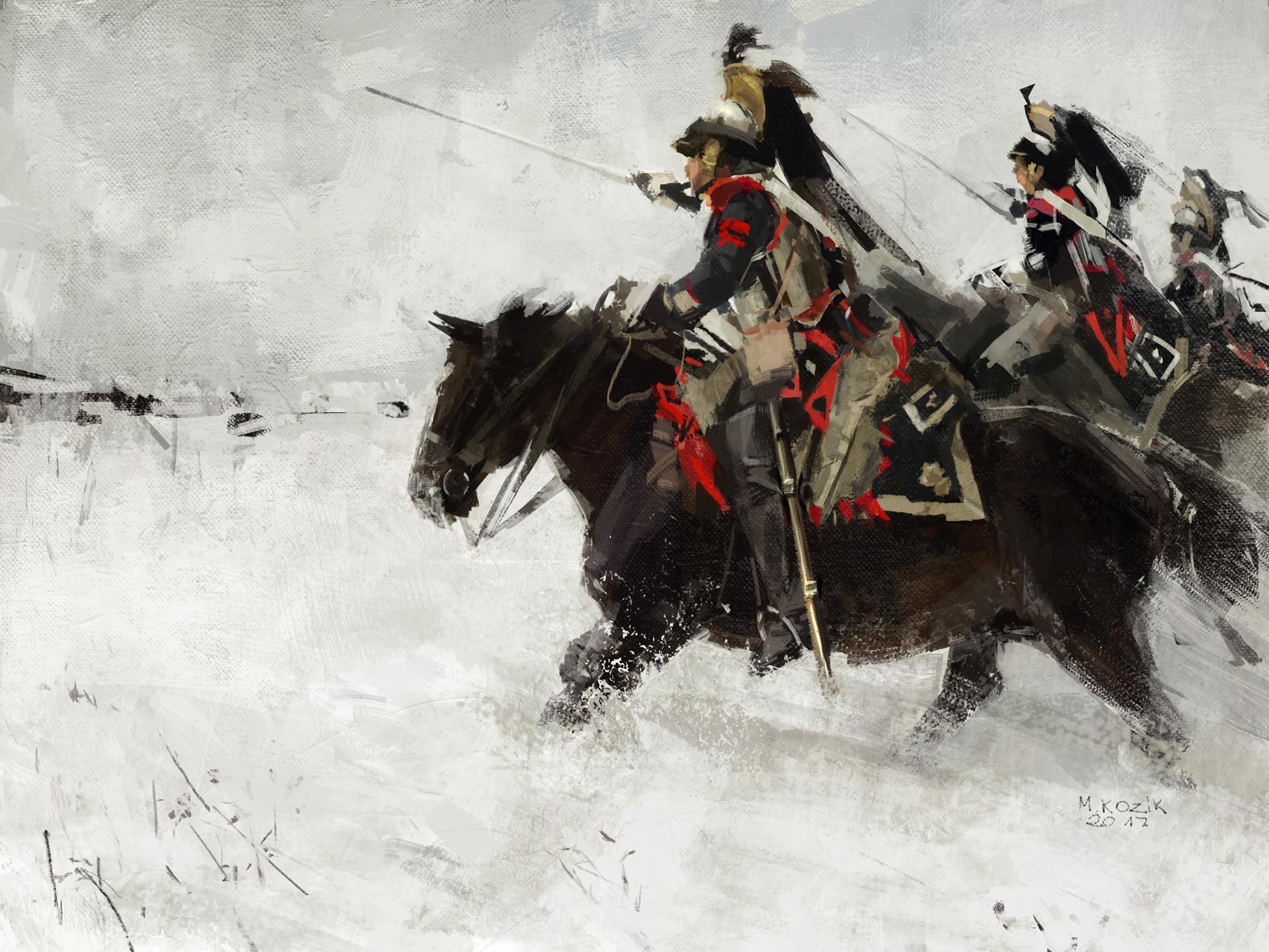 Mariusz kozik cuirassier snow fin 04
