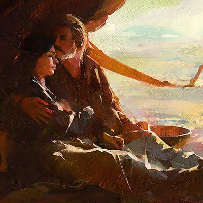 Grzegorz rutkowski couple study 1500