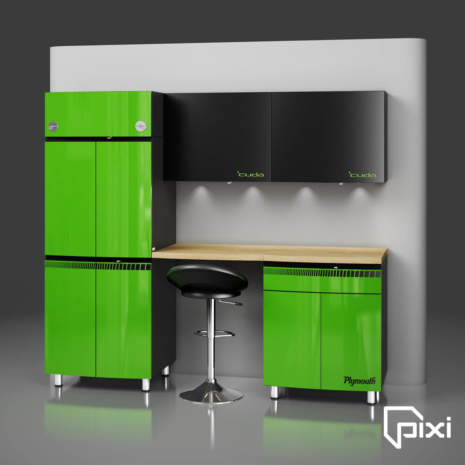 Attrayant Contur Cabinets