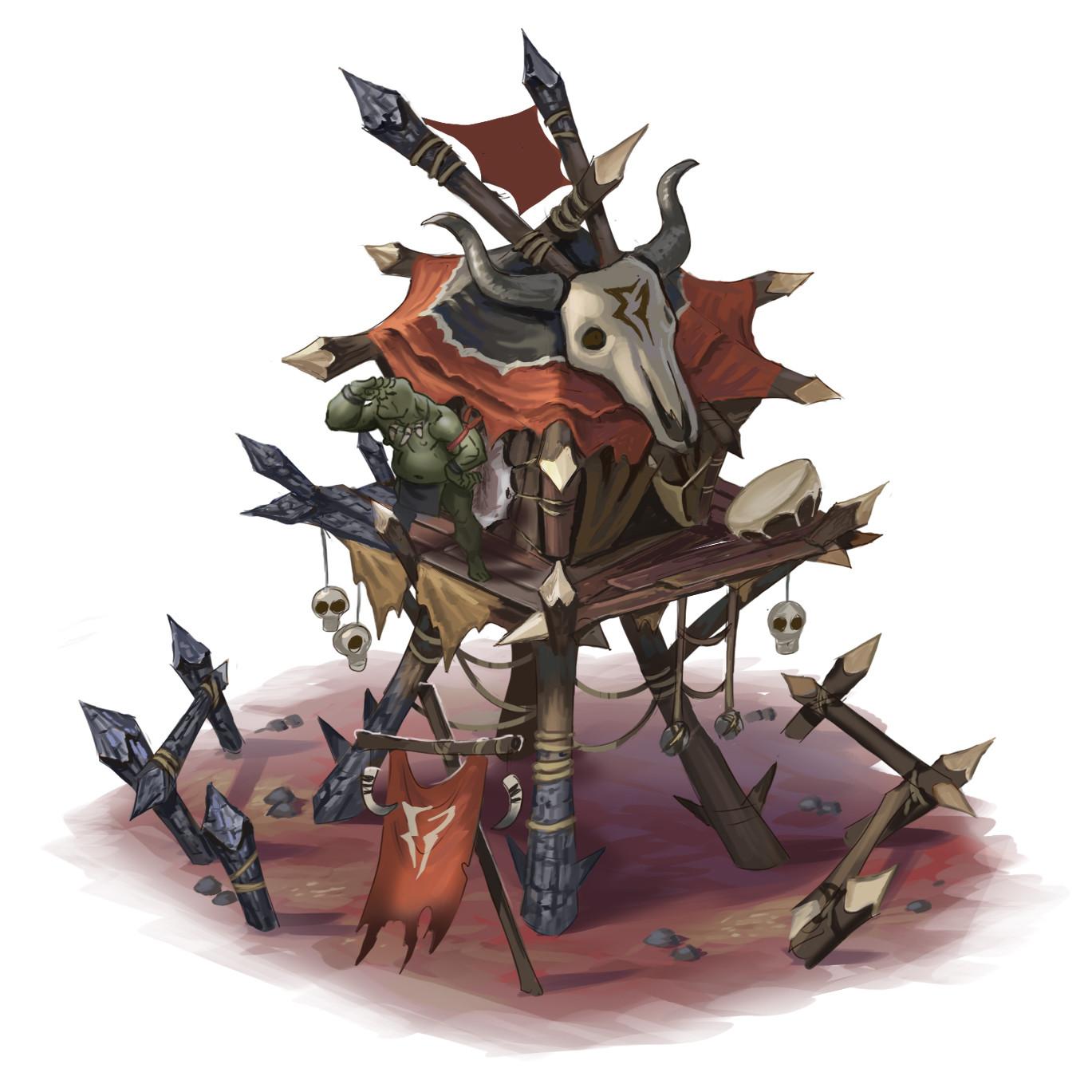 Ork Watchtower