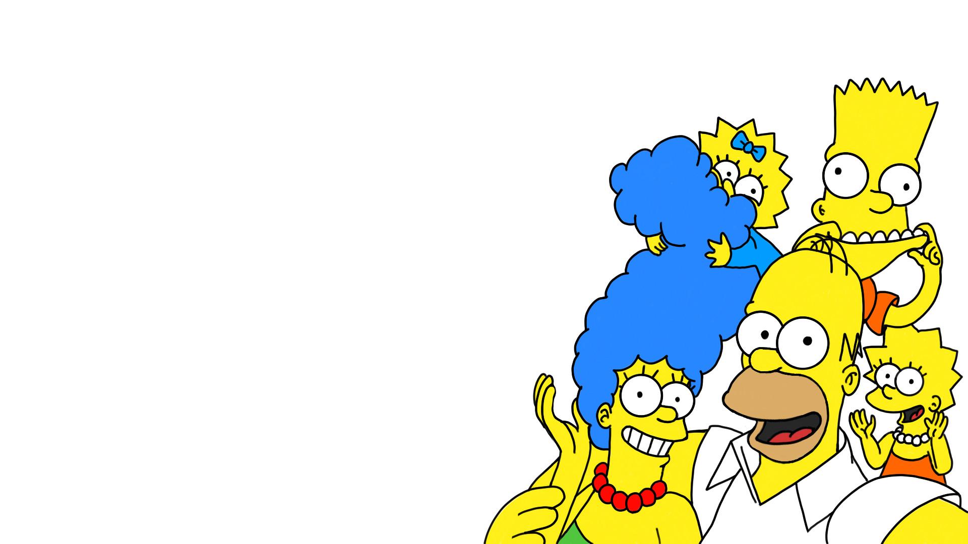 Обои На Телефон Симпсоны