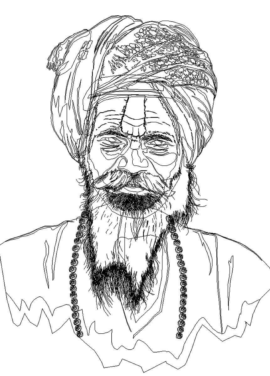 Rajesh sawant sadhu wireframe