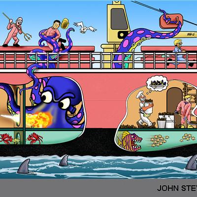 John steventon ballast water management
