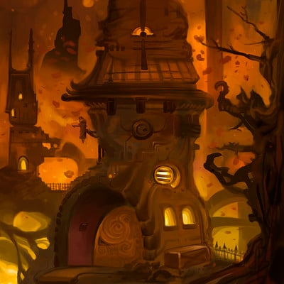Josiah herman final destroyedvillage