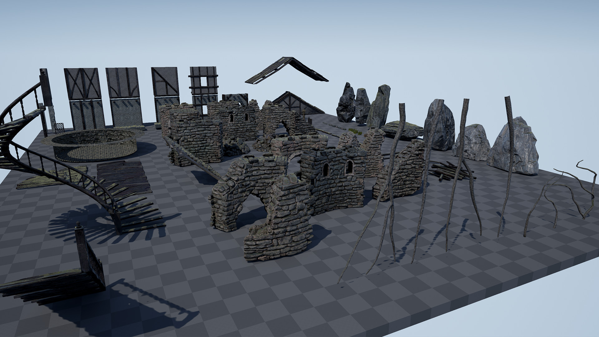 Sharur t clifftowerruins screenshot 11