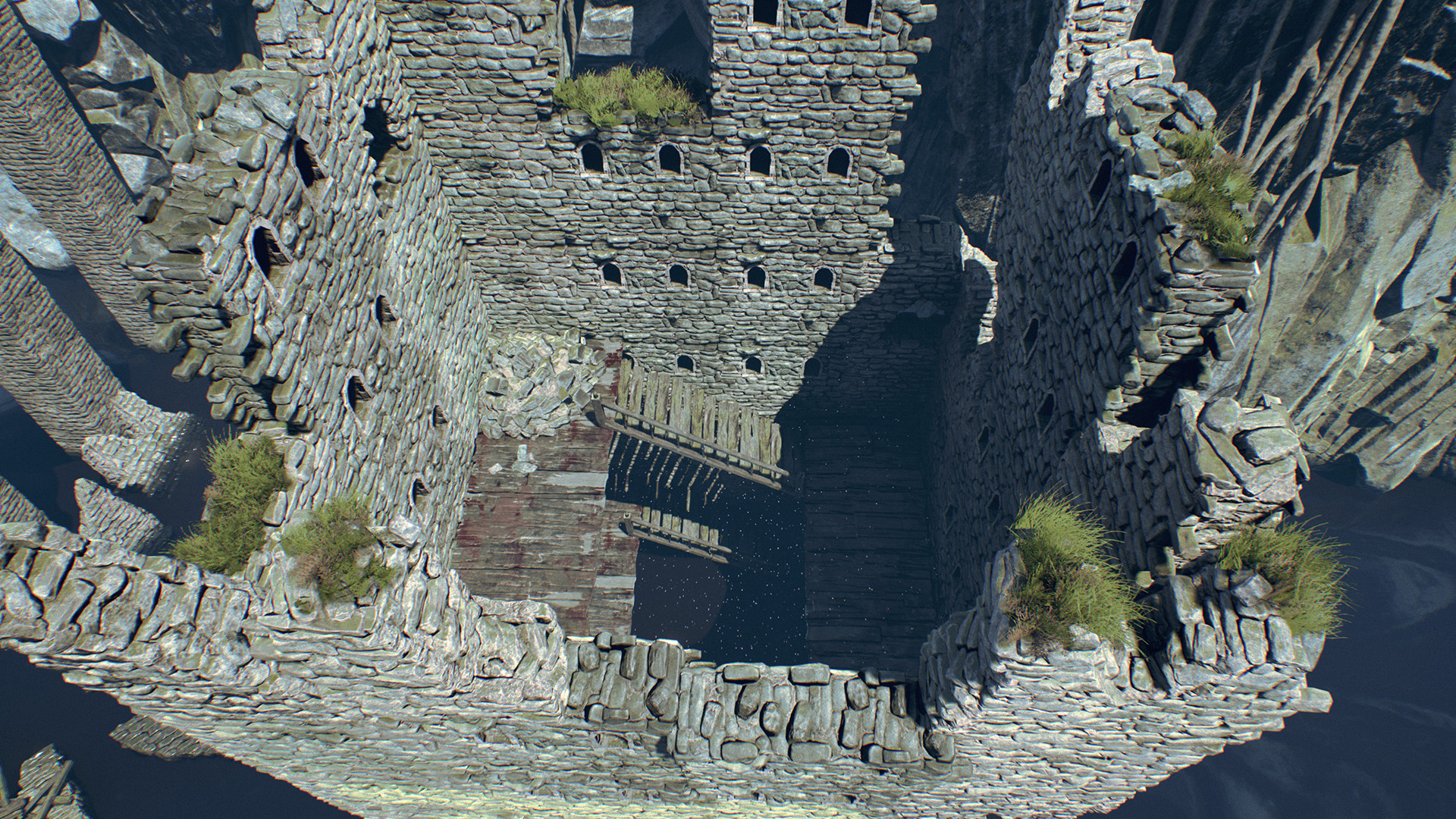 Sharur t clifftowerruins screenshot 02