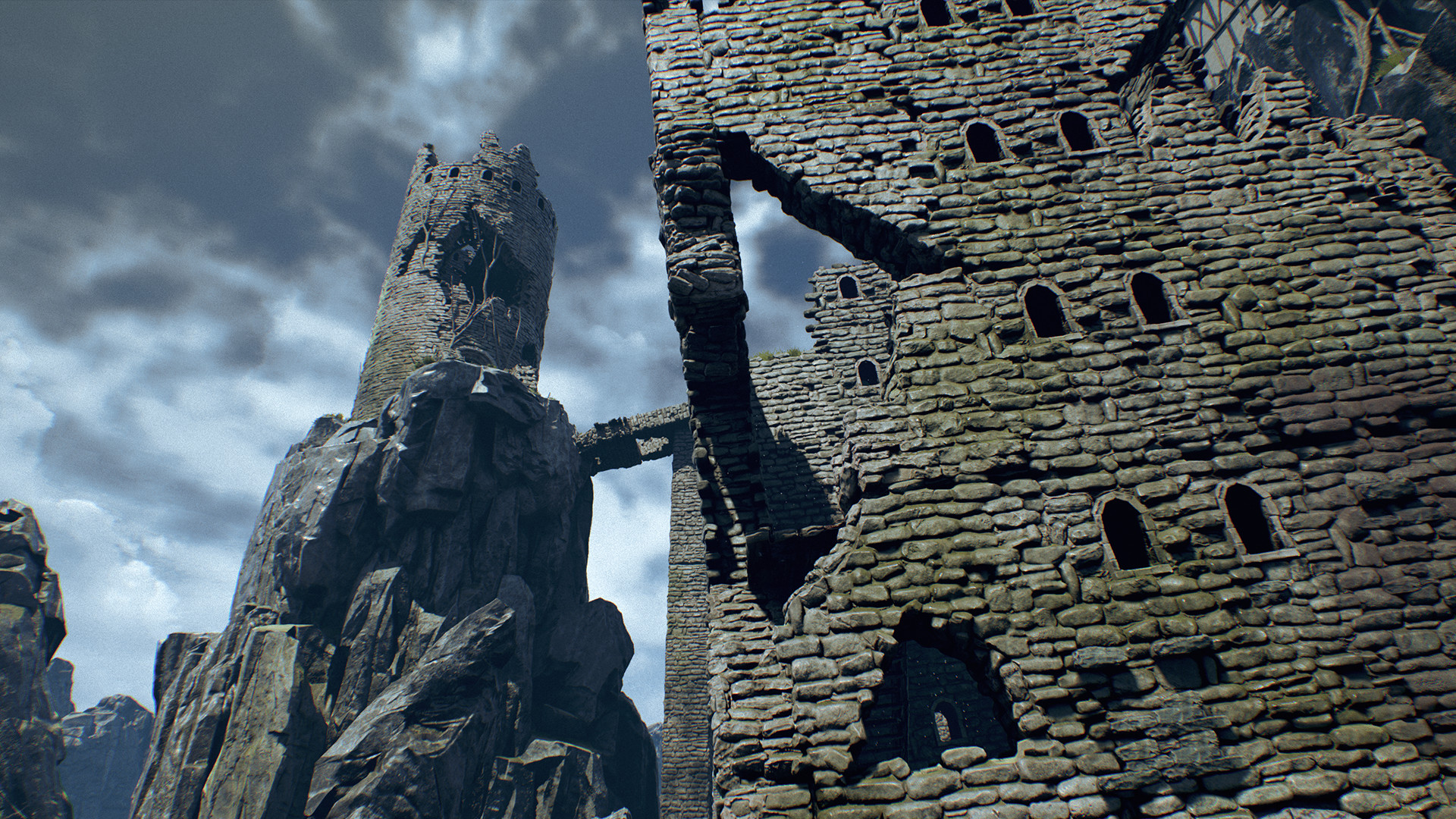 Sharur t clifftowerruins screenshot 08