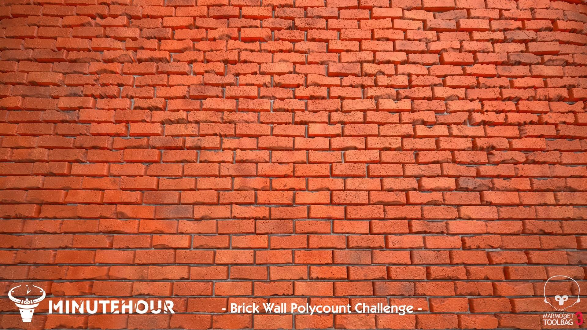 Brick Wall 03