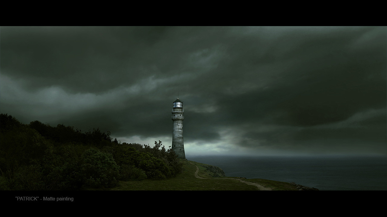 Lighthouse - Path 1