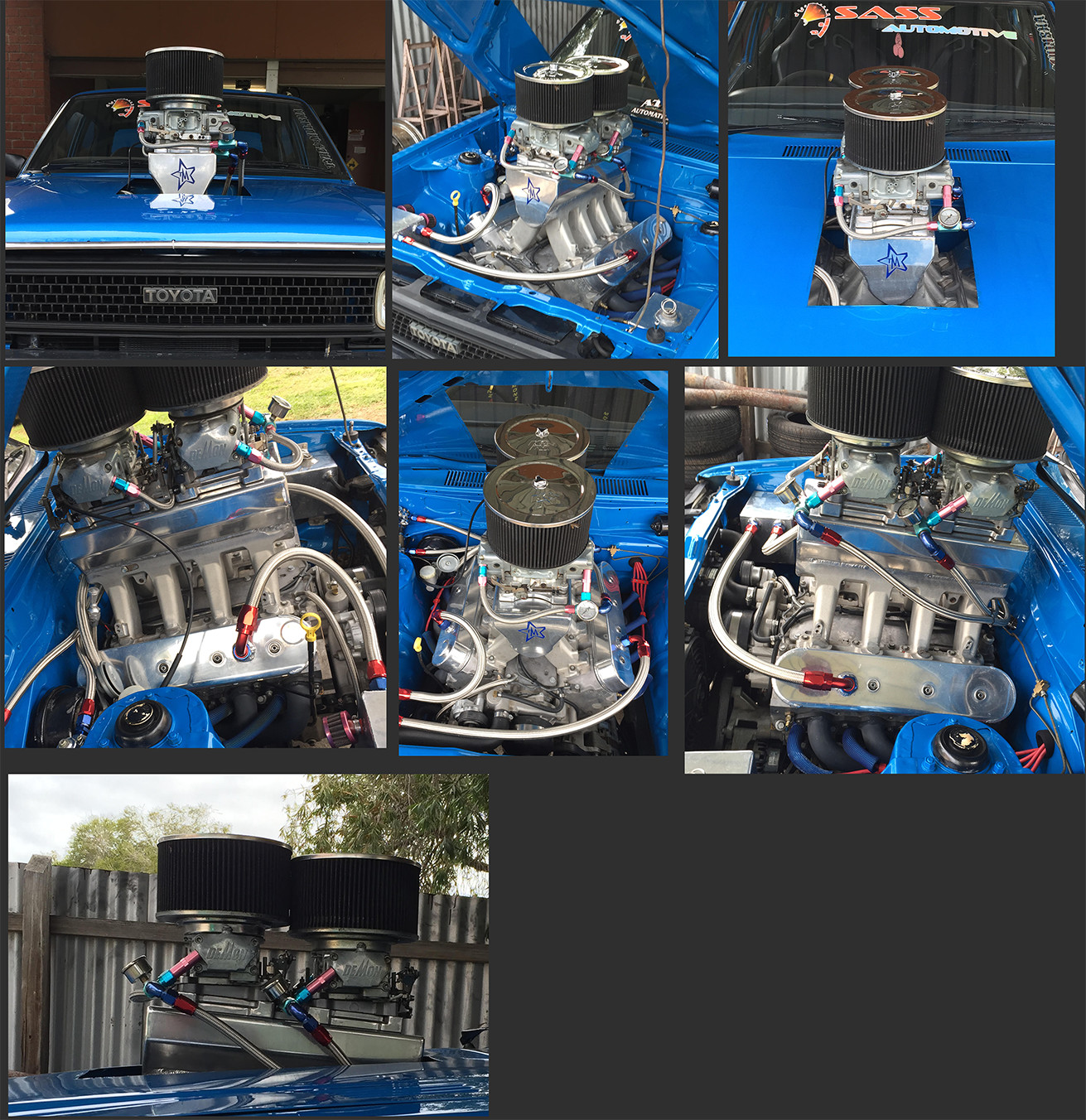 Billy sullivan lynchy engine collage low