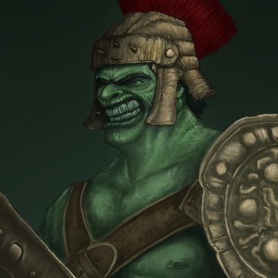 Pepo skywalker hulk gladiator final