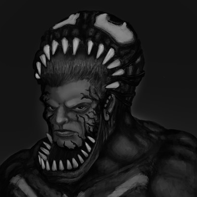 Pepo skywalker venom portrait