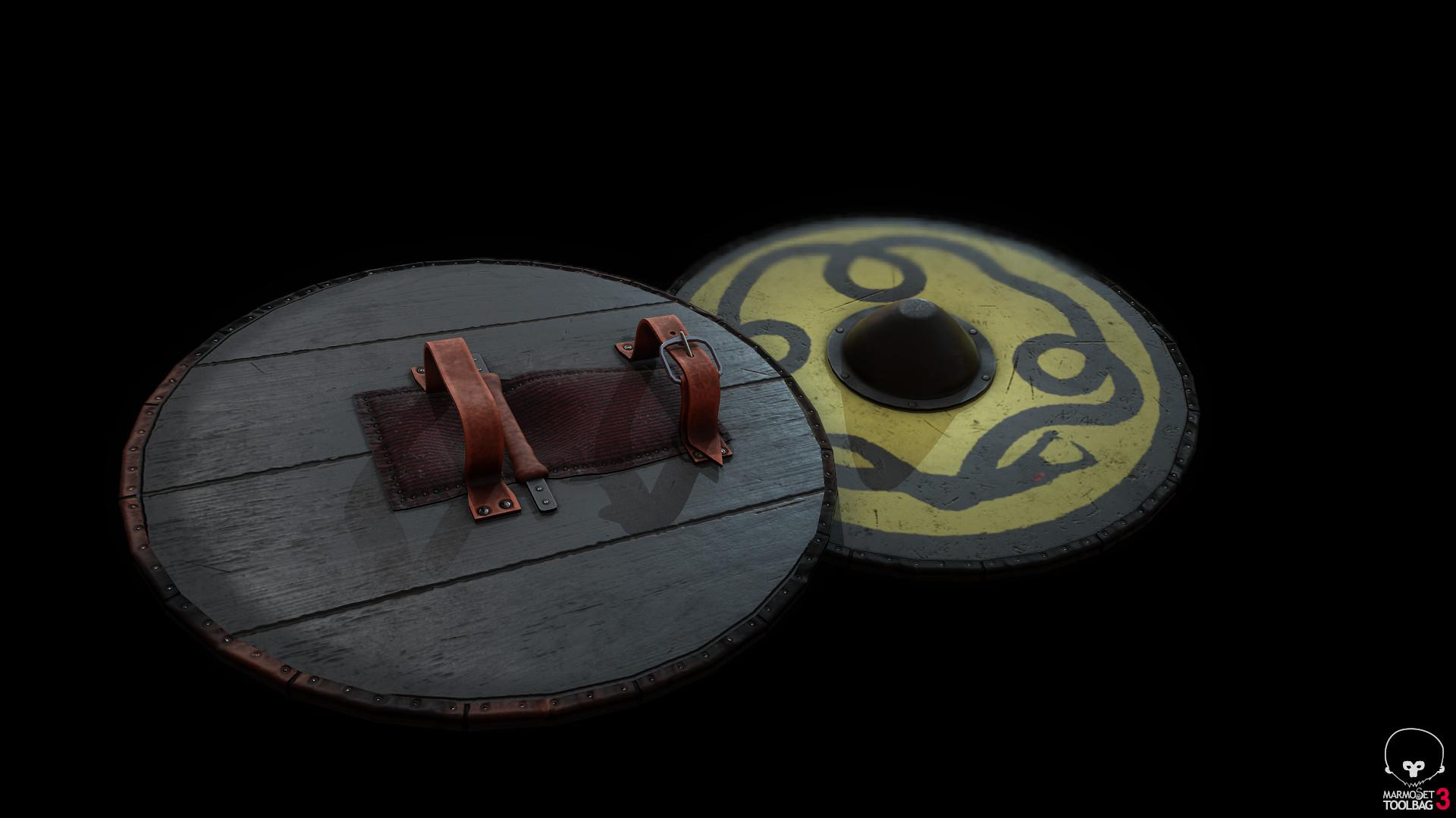 Bela csampai s4h haradrim shield 01 preview mt 04