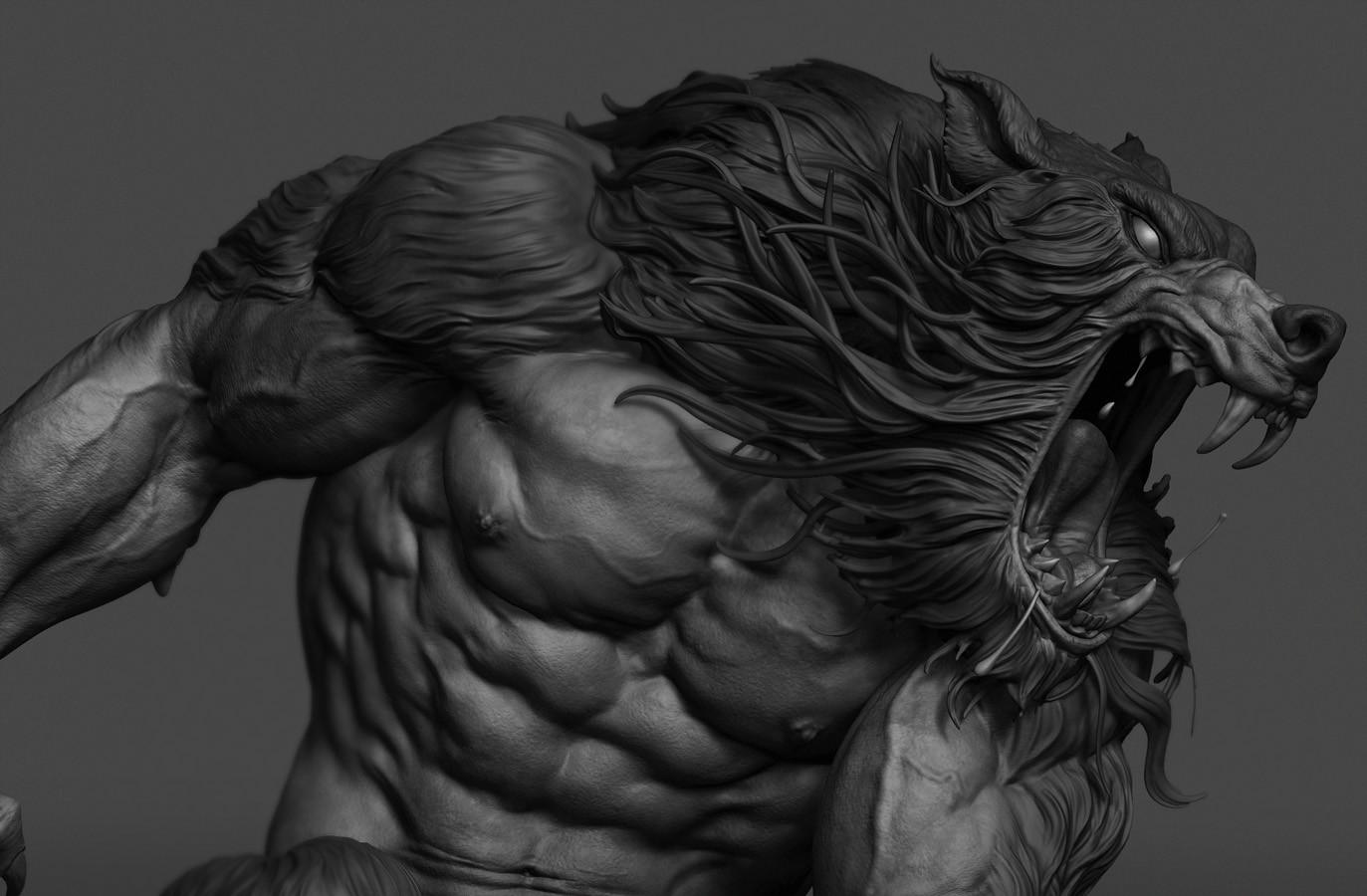Tiago rios werewolf 01