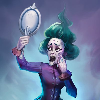 Trudy wenzel illu ladycavelle web