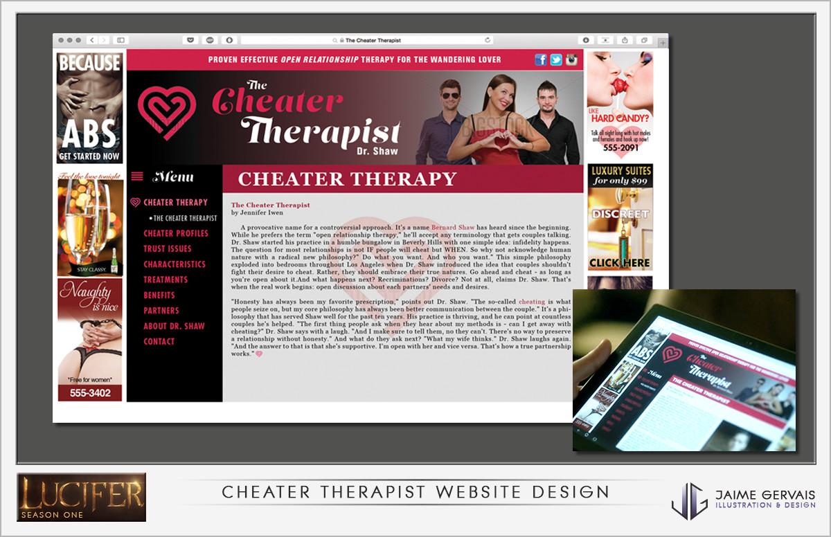 Jaime gervais cheatertherapist