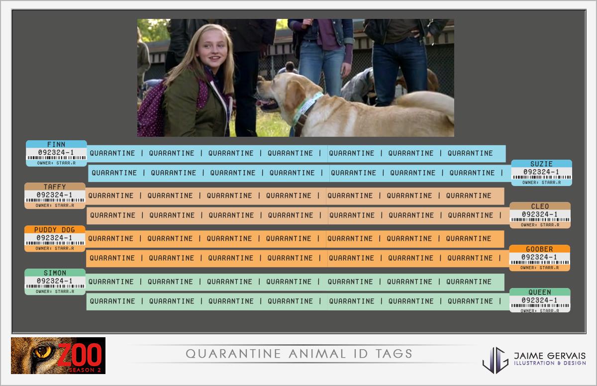 Jaime gervais zoo animalids