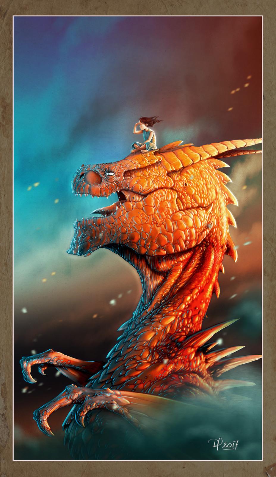 Dragon's girl