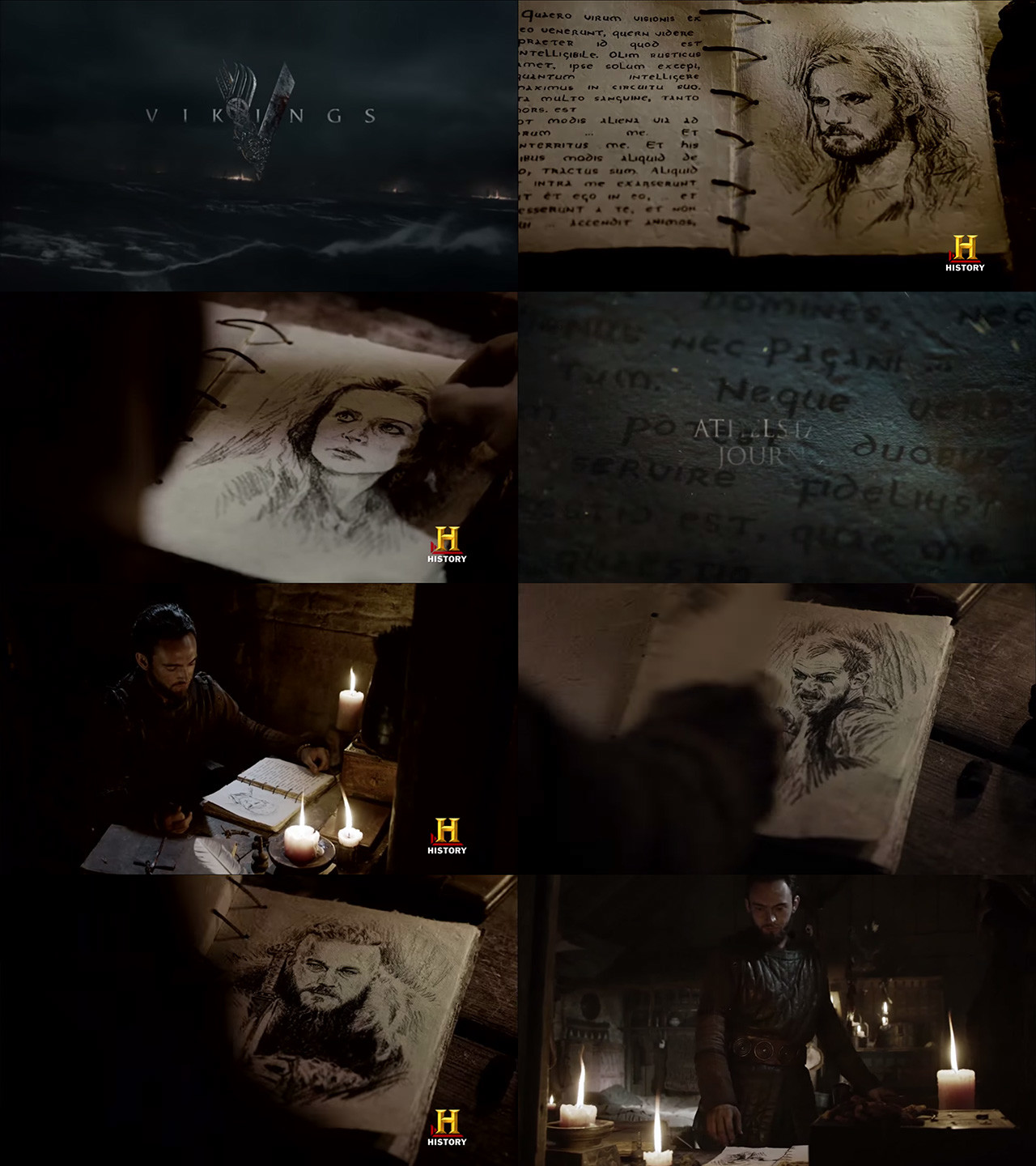 Athelstan's Journal