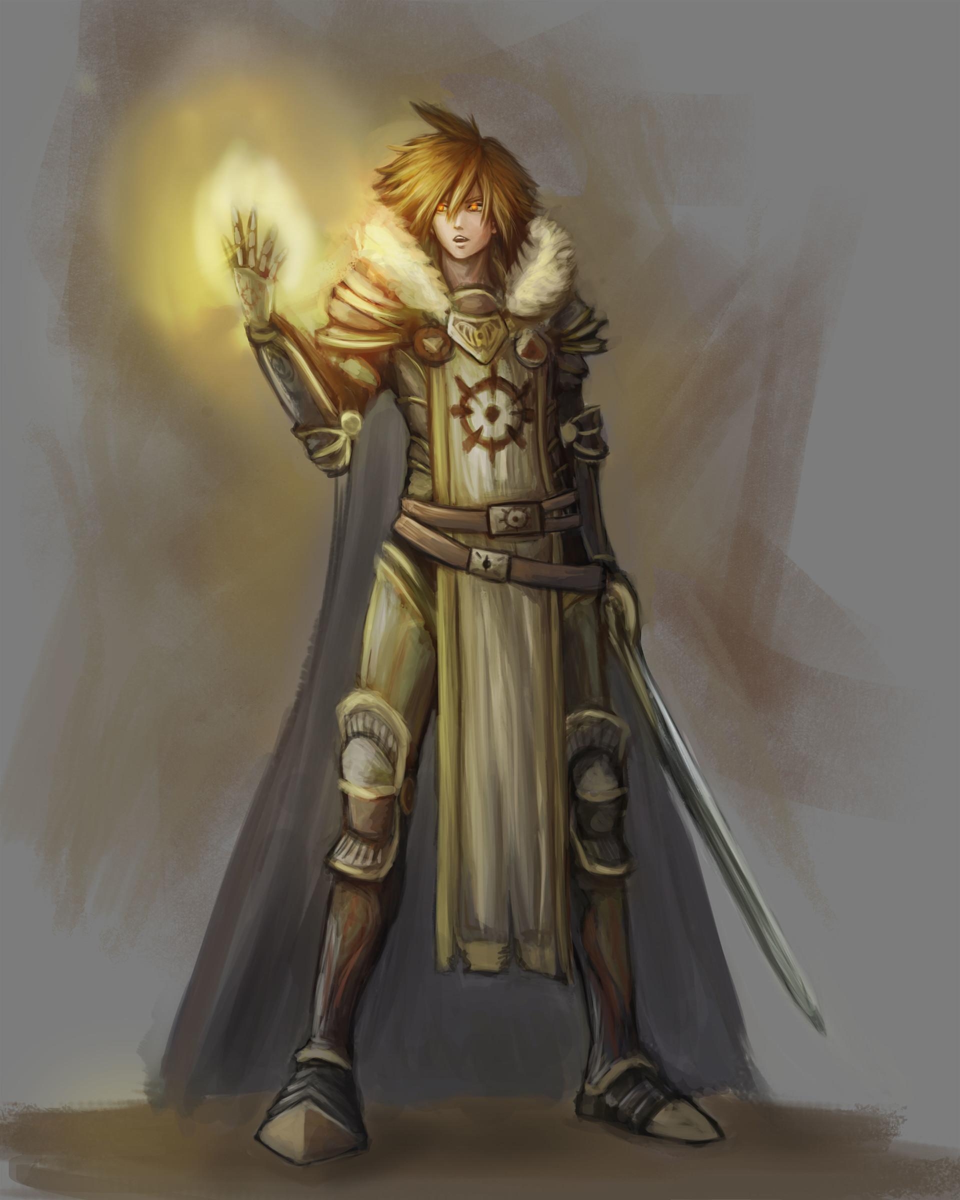 Dix shou magic knight color 1