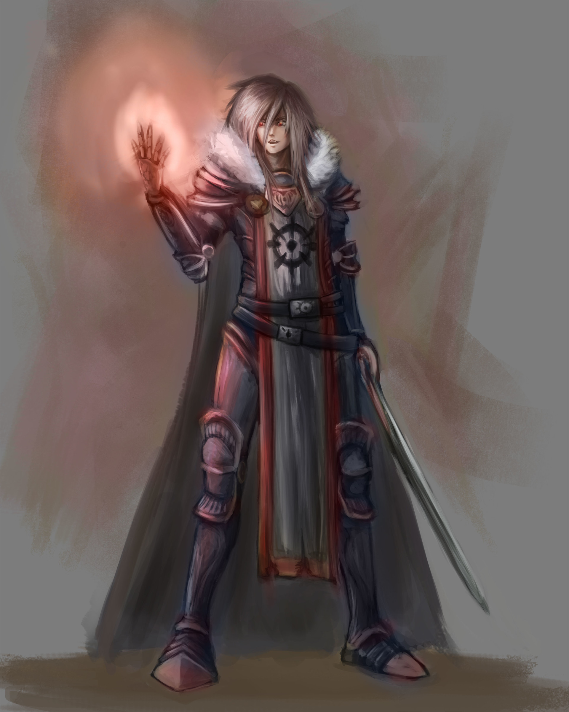 Dix shou magic knight color 2