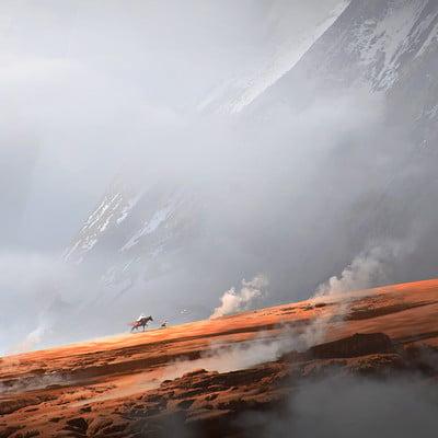 Jama jurabaev ridge by jamajurabaev d5lkq34
