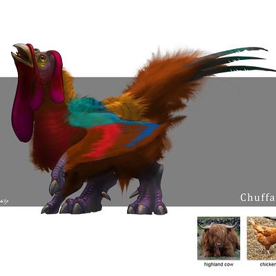 Midhat kapetanovic random creature mashup 016 chuffalo