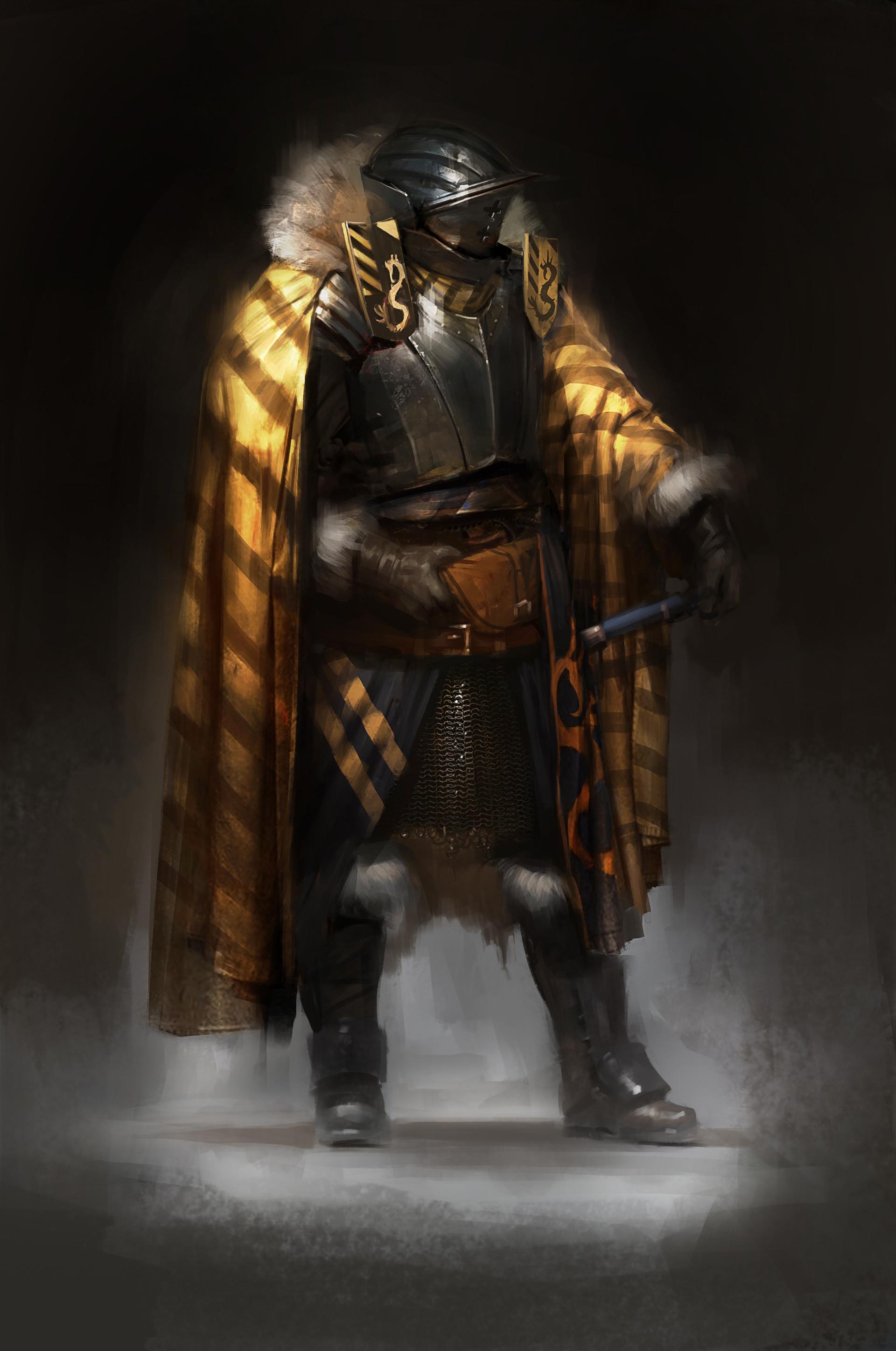 Pierre raveneau knight2 by asahisuperdry daz4c3r