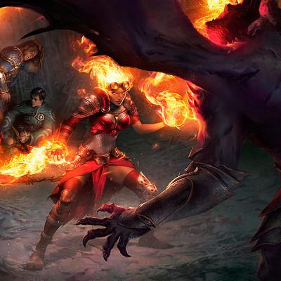 Svetlin velinov devour in flames