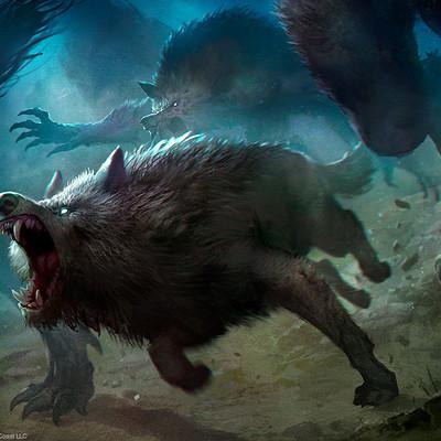Svetlin velinov howlpack wolf