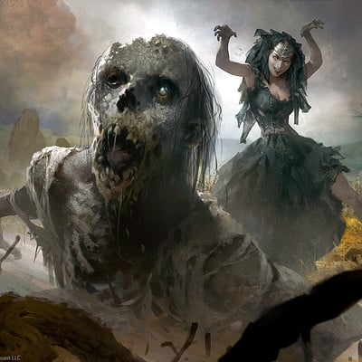 Svetlin velinov wailing ghoul