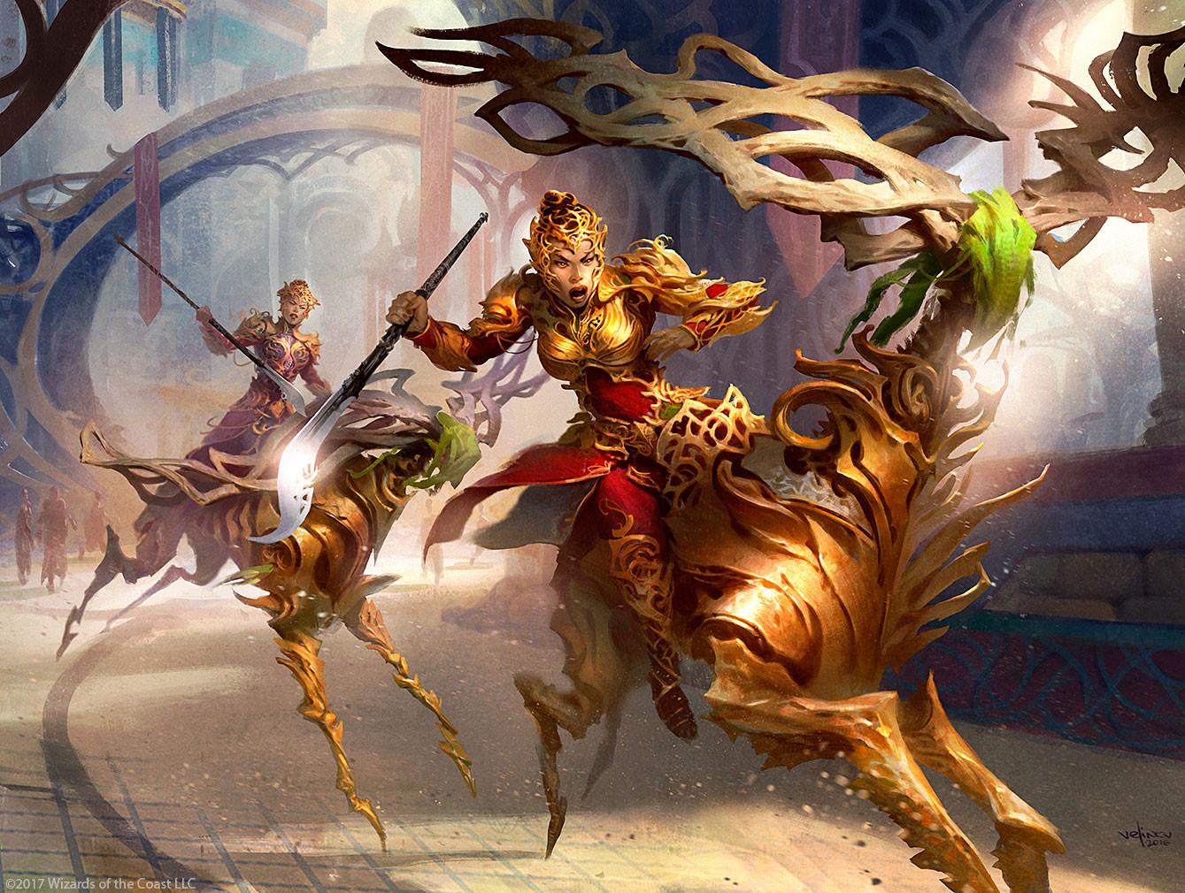 Svetlin velinov lifecraft cavalry