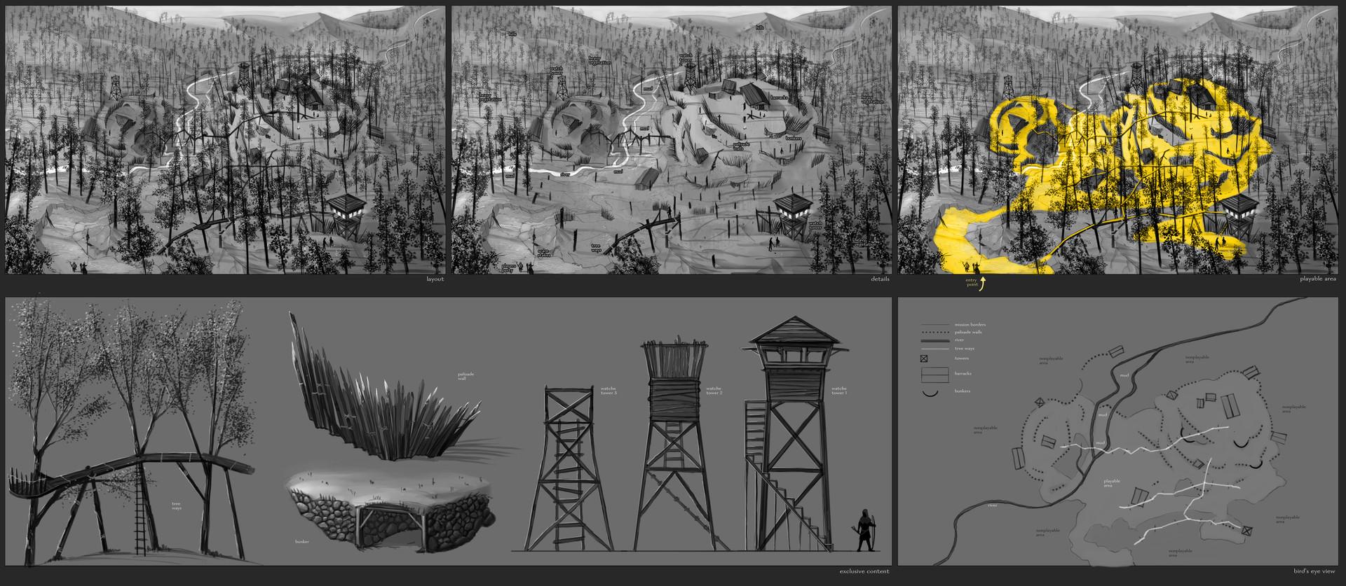 Noticias Express y Mantenimiento del Hype - Página 6 -hideouts-forest-bandits