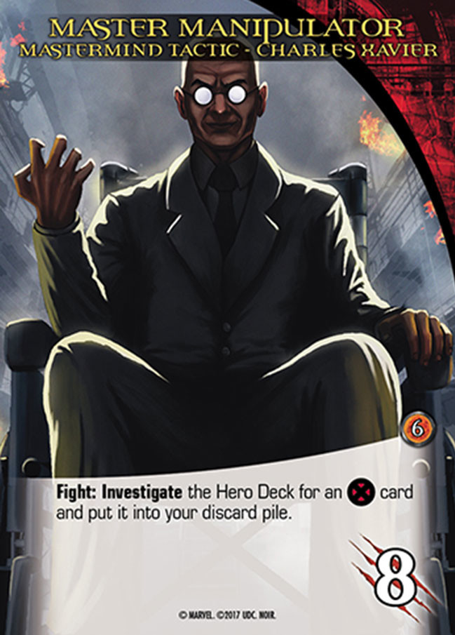 The actual game card