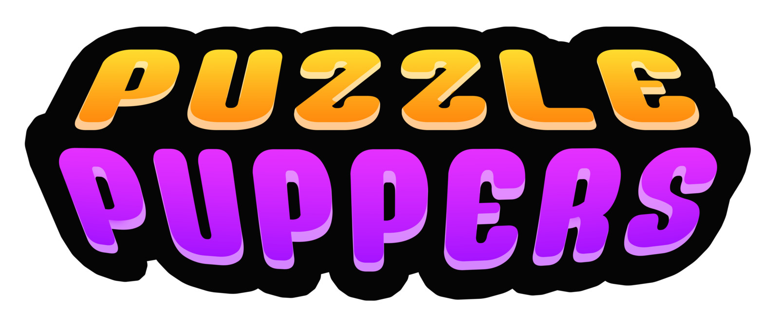 The logo of Puzzle Puppers