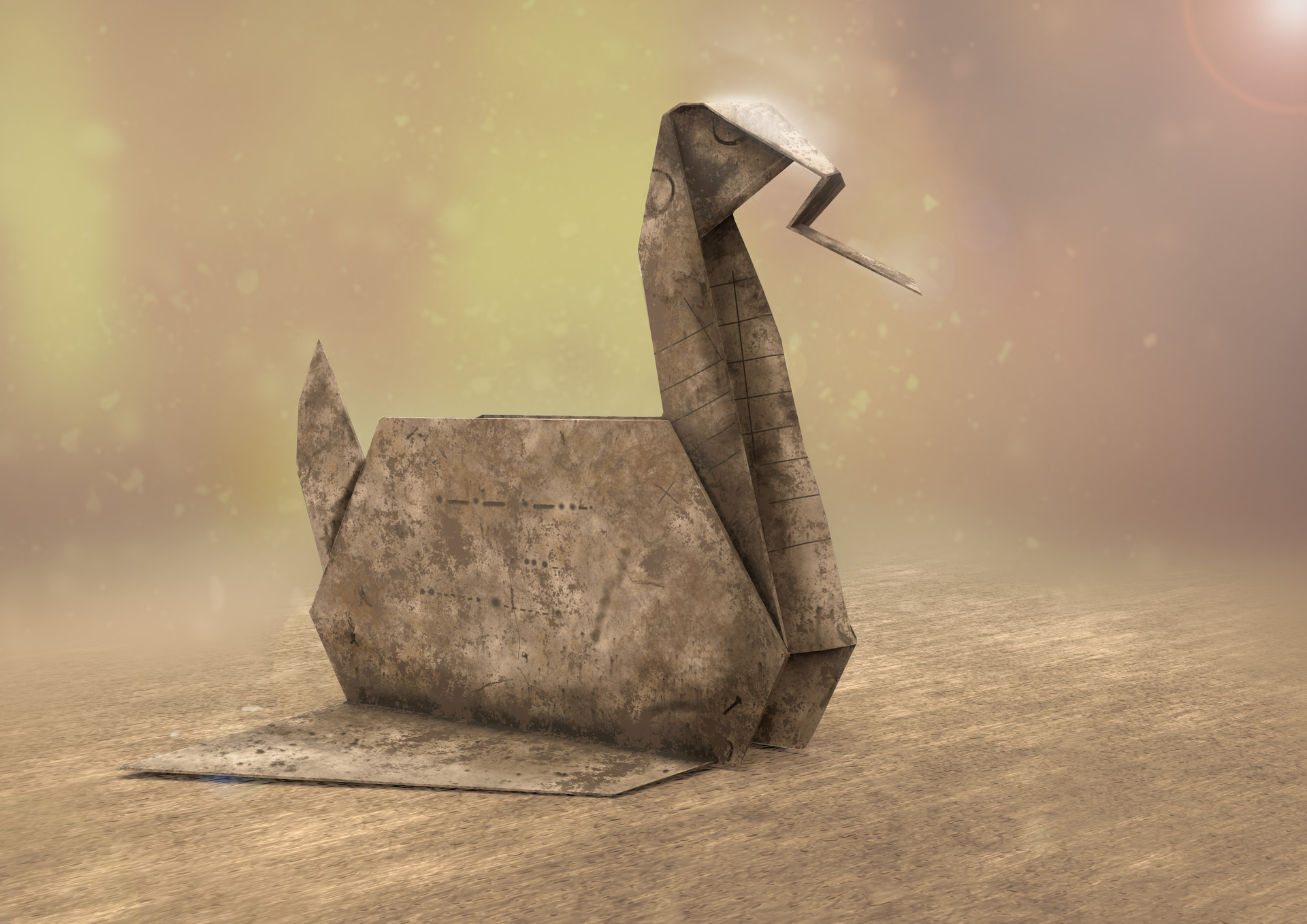 ruddy buch prisonbreak origami