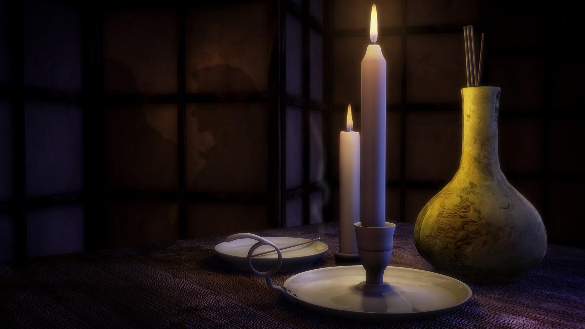 Valli manoranjan candle