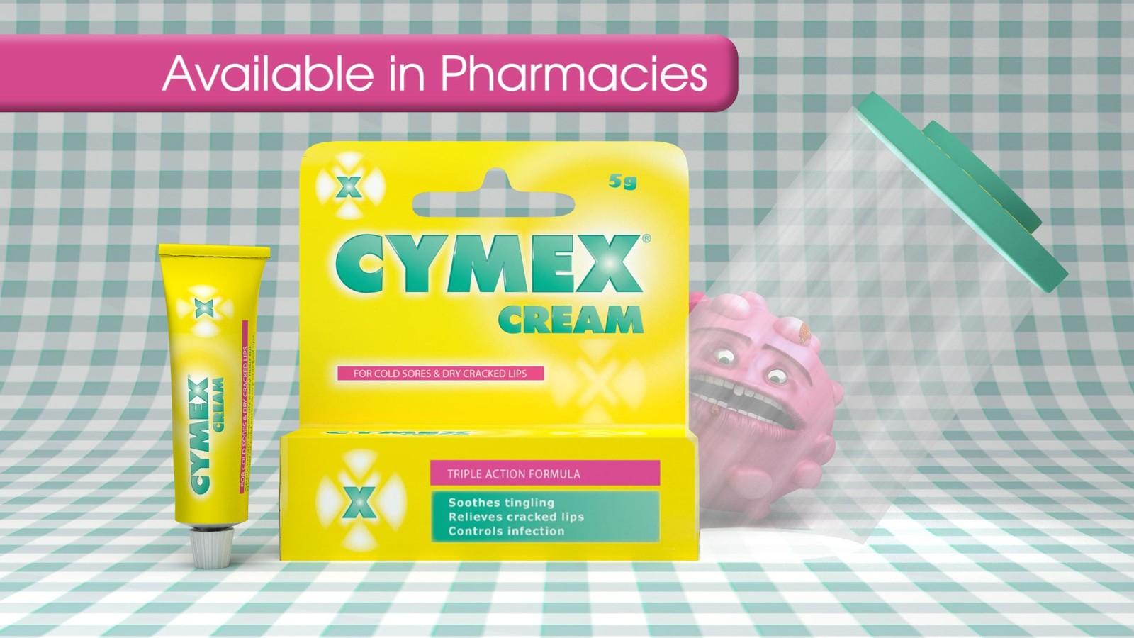 Cymex Advert