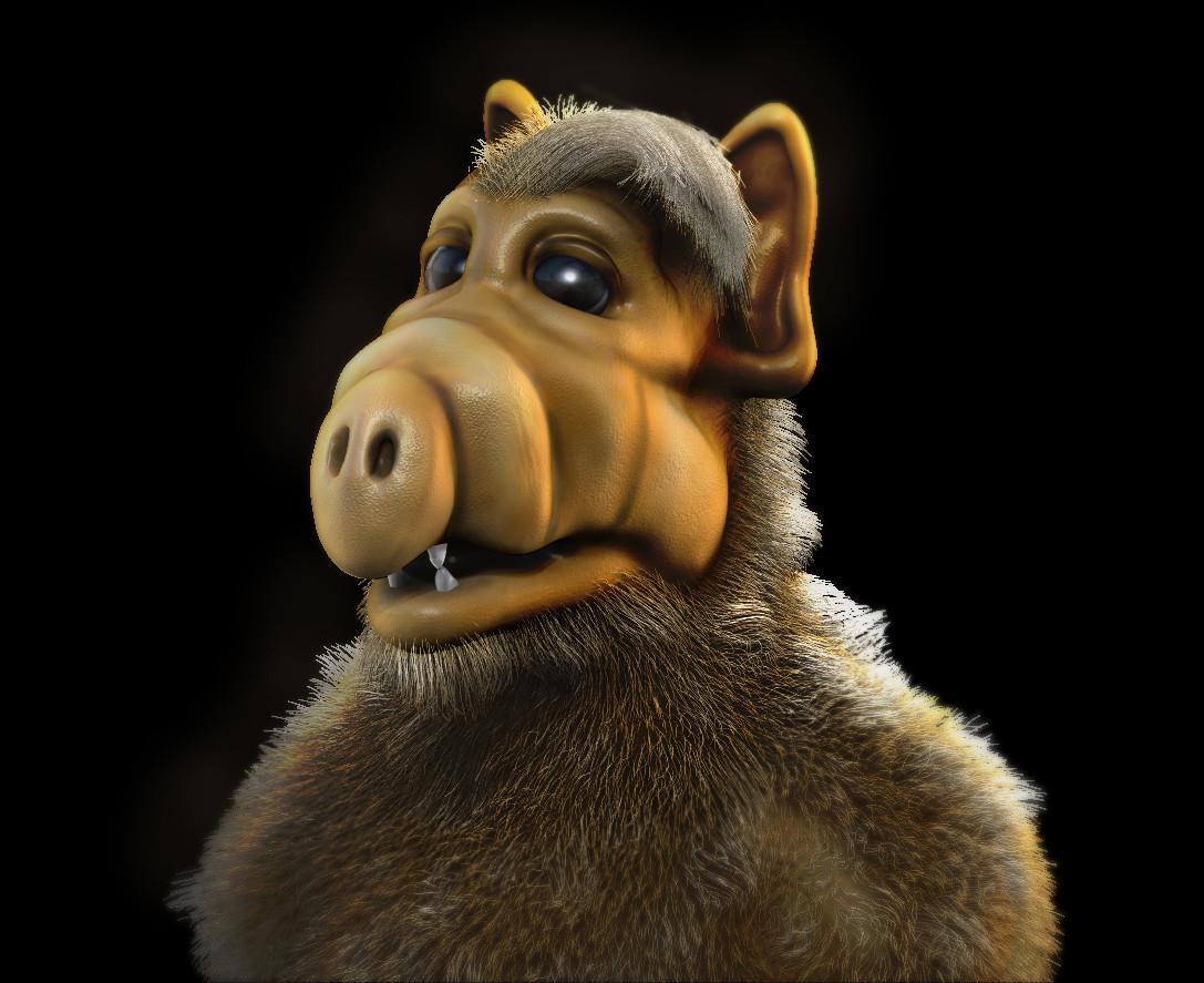 Alf (Fanart)