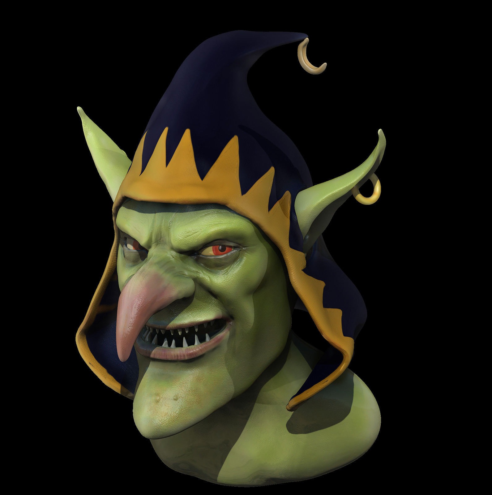 Warhammer Goblin (Fanart)