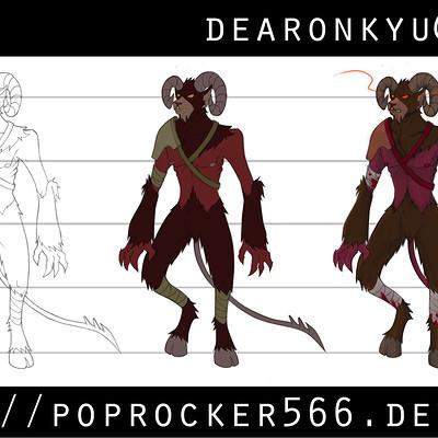 Onkyu ho game demon color