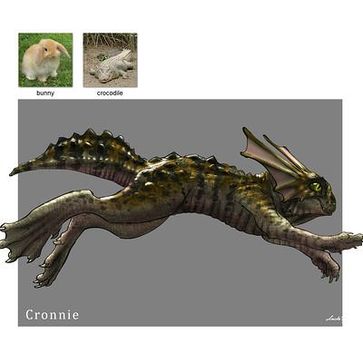 Midhat kapetanovic random creature mashup 023 cronnie