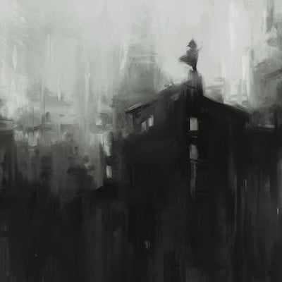 Alex chow the city above the roofs