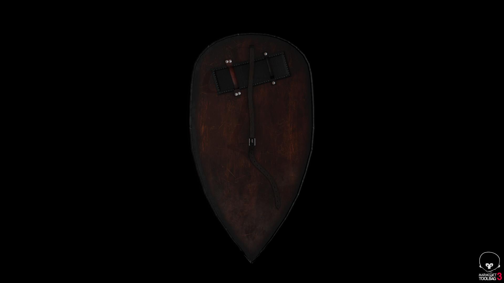 Bela csampai s4h gondorian shield 01 preview mt 03
