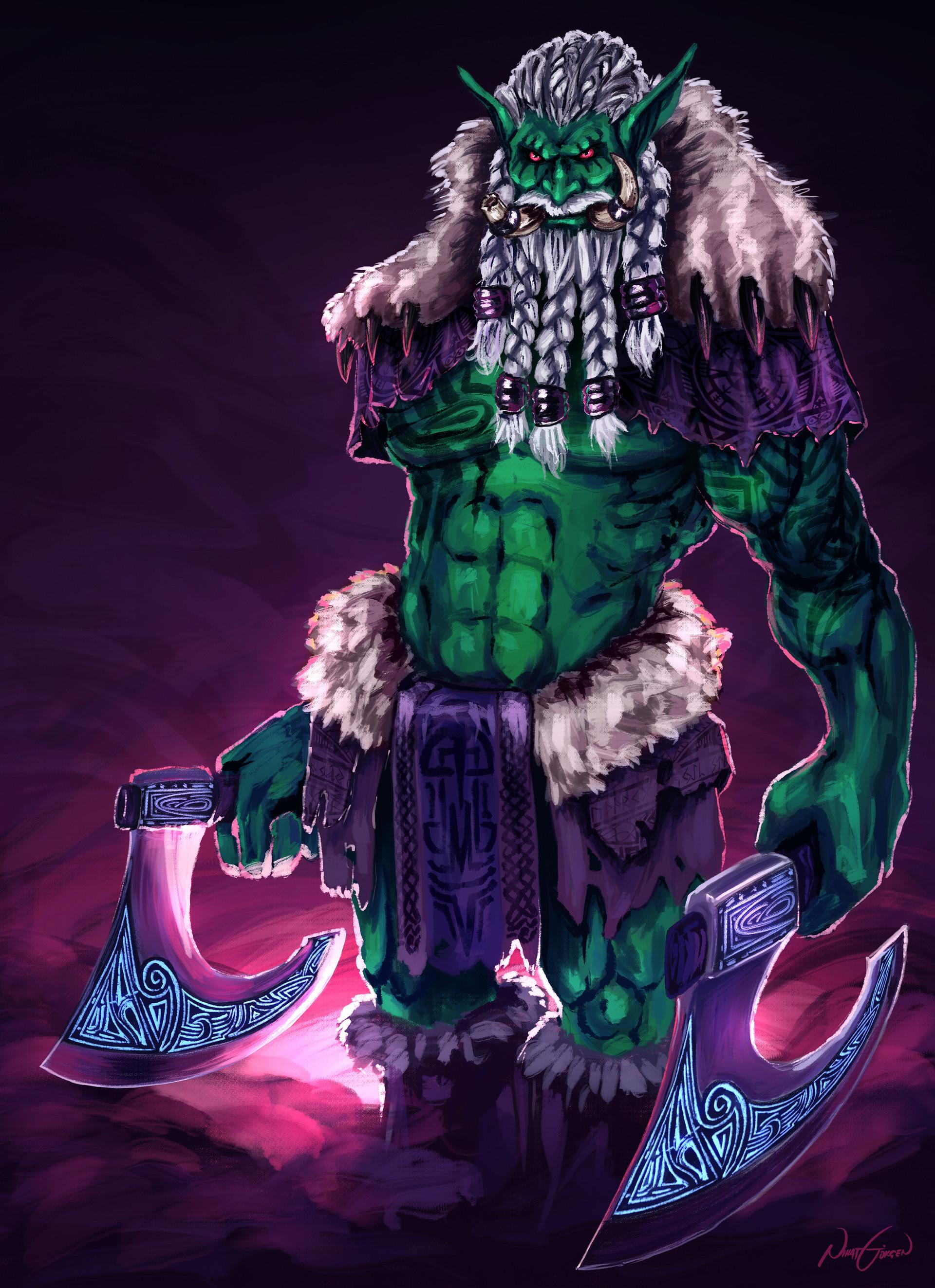 Nihat gokcen zuljin troll last